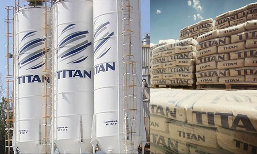 Αύξηση της ζήτησης πάνω από 10% βλέπει στην Ελλάδα η Τιτάν