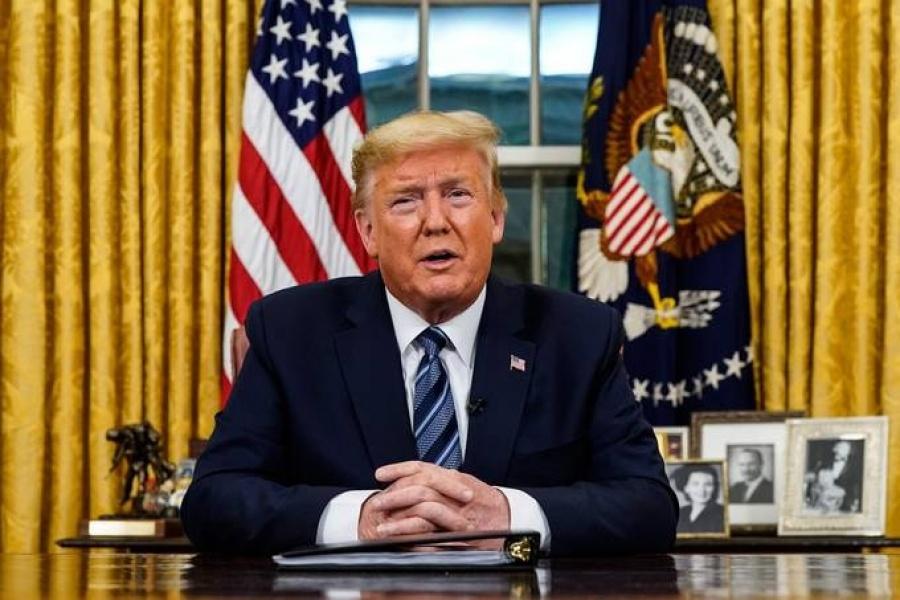 Το μεγάλο στοίχημα του πλανήτη – Οι ΗΠΑ θα επιβάλλουν lockdown; - Trump: Κρίσιμη η επόμενη εβδομάδα - Πρώτη σε κρούσματα διεθνώς με 101.657