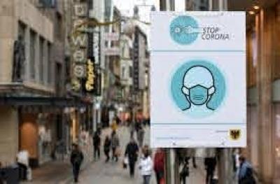 Γερμανία: Παράταση έως τέλος Σεπτεμβρίου στα μέτρα στήριξης για επιχειρήσεις - εργαζομένους