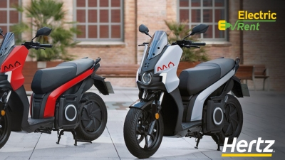 Autohellas Hertz: Περισσότερα eScooters στον ηλεκτροκίνητο στόλο για μία περιβαλλοντικά φιλική μετακίνηση