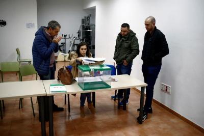 Εκλογές στην Ανδαλουσία: Νίκη των Σοσιαλιστών του Sanchez με 31% - Μεγάλο ποσοστό 10% για τους Εθνικιστές