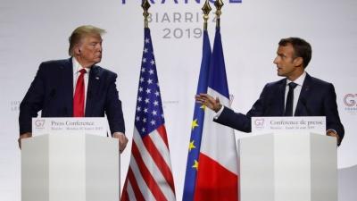 Σύνοδος G7: Χωρίς κοινό ανακοινωθέν – Macron: Συμφωνία με ΗΠΑ για φόρο στην τεχνολογία – Trump: Θέλω ισχυρό Ιράν - Η Κίνα υποτιμά το γουάν