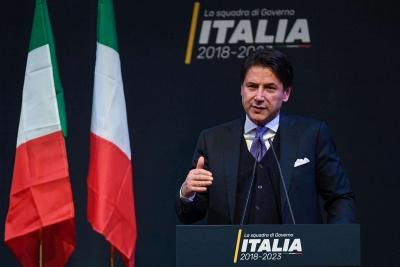 Conte (Ιταλία): Από τις 4 Μαΐου αρχίζει το άνοιγμα των επιχειρήσεων  – Τον  Σεπτέμβριο τα σχολεία