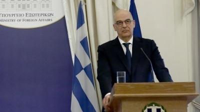 Δένδιας: Συκοφαντία προς τις Ένοπλες Δυνάμεις η ανακοίνωση του ΣΥΡΙΖΑ