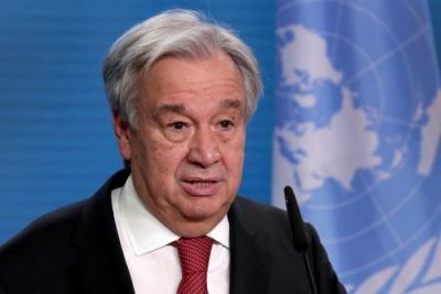 Guterres (γ.γ. ΟΗΕ): Κίνδυνος για τη βιωσιμότητα του χρέους στον αναπτυσσόμενο κόσμο