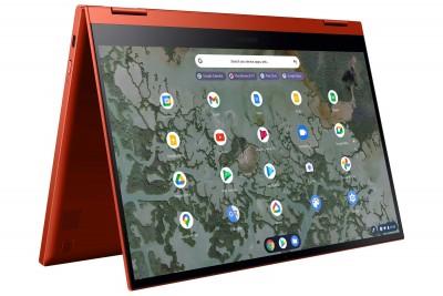 Το premium γίνεται προσιτό με το Galaxy Chromebook 2, το πρώτο QLED Chromebook στον κόσμο