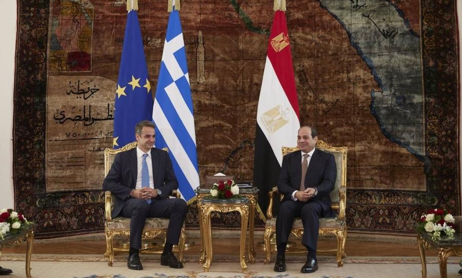Στην Αίγυπτο σήμερα 21/6 ο Μητσοτάκης με μήνυμα στην Τουρκία – Στο επίκεντρο η οριοθέτηση των θαλάσσιων ζωνών