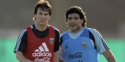 Messi για Maradona: Είναι αιώνιος - Θλιβερή ημέρα για την Αργεντινή και το ποδόσφαιρο