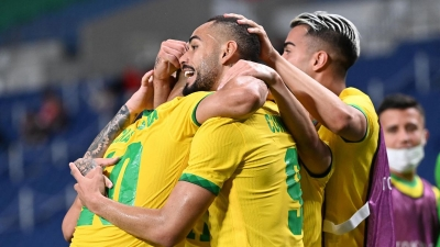 Ποδόσφαιρο Ανδρών: Ένα και να... καίει για τη Βραζιλία, προκρίσεις «θρίλερ» για Ισπανία και Ιαπωνία