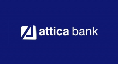 XA: Αναστολή διαπραγμάτευσης για τη μετοχή της Attica Bank