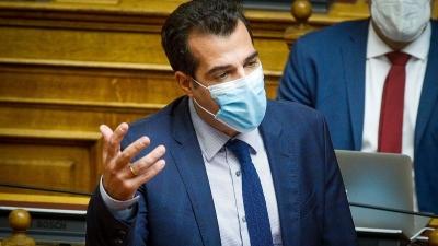 Πλεύρης για Θεσσαλονίκη: Δεν τίθεται θέμα νέων μέτρων - Στόχος της επίσκεψης να προλάβουμε τα δεδομένα