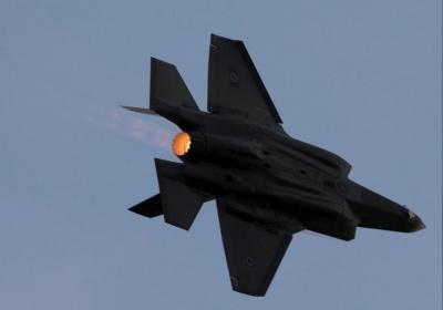 Ισραήλ: Η πολεμική αεροπορία χρησιμοποίησε για πρώτη φορά παγκοσμίως F-35 σε μάχη