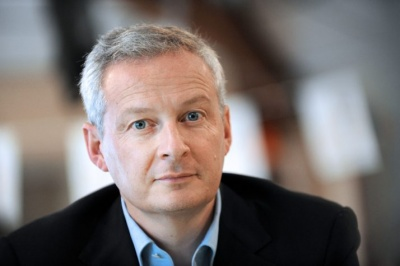 Le Maire (ΥΠΟΙΚ Γαλλίας): Διευρύνεται η συναίνεση για έναν κοινό προϋπολογισμό της Ευρωζώνης
