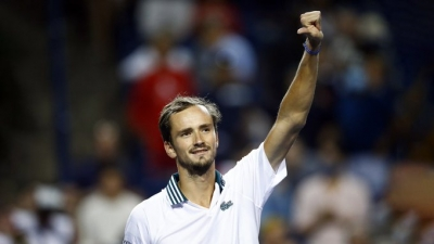 National Bank Open: Το σήκωσε ο Μεντβέντεφ στον Καναδά! (video)