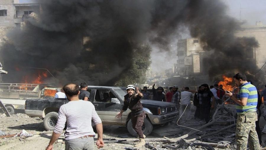 Συρία: Πέντε νεκροί και 10 τραυματίες από τον βομβαρδισμό νοσοκομείου