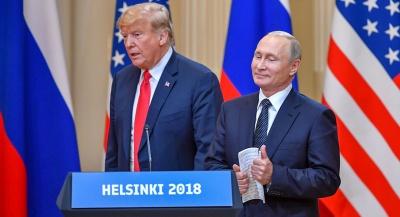 O Trump ενδέχεται να προσκαλέσει τον Putin στην επόμενη Σύνοδο των G7