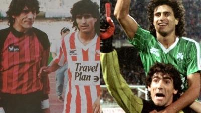 Retro stories (1985): Η μετακίνηση Σαργκάνη και Βαμβακούλα από τον Ολυμπιακό στον Παναθηναϊκό που σήκωσε θύελλα!