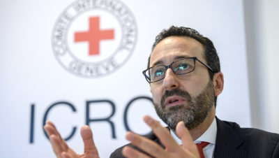 Ερυθρός Σταυρός προς ΟΗΕ: Αναγκαίος ο τερματισμός των σφοδρών συγκρούσεων στη Γάζα