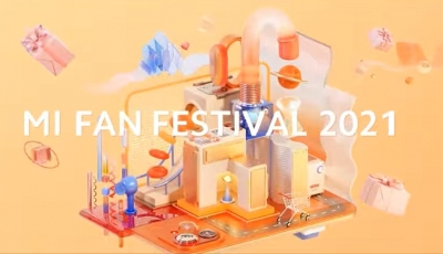 Xiaomi: Ξεκίνησε και στην Ελλάδα το Mi Fan Festival 2021