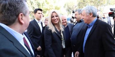 Γεννηματά από την Κρήτη: Ζητάμε τη στήριξή σας για να είμαστε το τρίτο κόμμα - Να γυρίσει η χώρα σελίδα