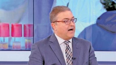 Βασιλακόπουλος: Τα παιδιά των 30% των κρουσμάτων covid – Εμβολιάστε τα, μη ρισκάρετε