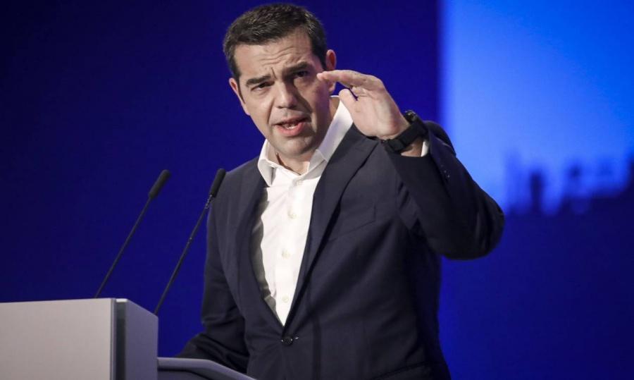 Τσίπρας (ΔΕΘ 2019): Ο ΣΥΡΙΖΑ θα ασκήσει ισχυρή, θεσμική και μαχητική αντιπολίτευση – Η ΝΔ σχεδιάζει το νέο κράτος της Δεξιάς