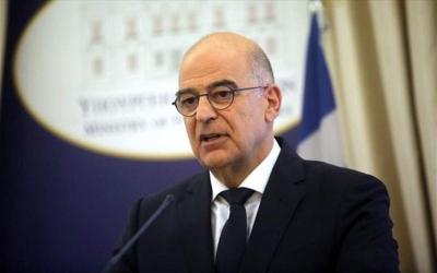 Στις Βρυξέλλες ο Δένδιας για το Συμβούλιο Εξωτερικών Υποθέσεων της ΕΕ – Στο επίκεντρο και το Κυπριακό