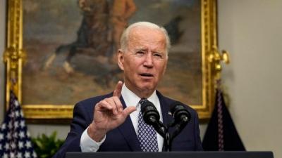 Biden: Αποχωρούμε στις 31/8 από το Αφγανιστάν - Κίνδυνος για επιθέσεις από τον ISIS
