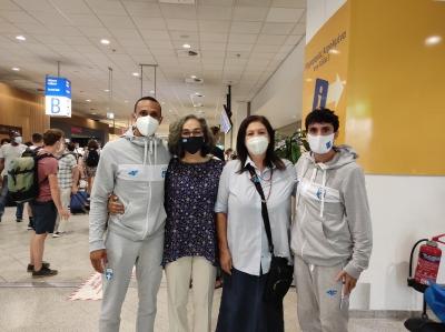 Στίβος: Επιστροφή στην Ελλάδα με χαμόγελα για τους αθλητές!