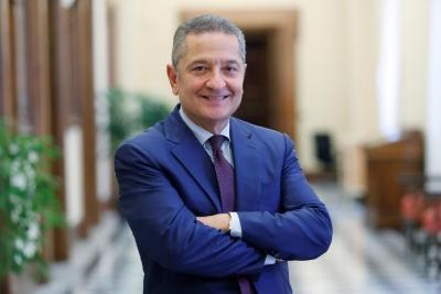 Panetta (ΕΚΤ): Συγκυριακές οι πληθωριστικές πιέσεις, δεν θα μειωθεί ο ρυθμός αγοράς ομολόγων