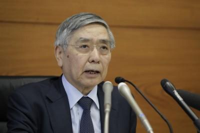 Kuroda (BoJ):  Η ιαπωνική οικονομία σταδιακά ανακάμπτει αν και οι κίνδυνοι παραμένουν