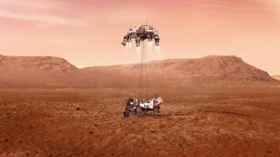 Βίντεο της NASA για την προσεδάφιση του Perseverance στον Άρη