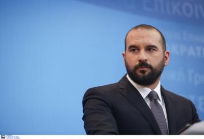 Τζανακόπουλος (ΣΥΡΙΖΑ): Η κυβέρνηση εξαπατά την κοινωνία, η δυσαρέσκεια διογκώνεται - Μπαίνουμε σε παρατεταμένη εκλογική περίοδο