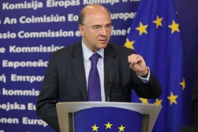Moscovici: Η Ιταλία είναι σαν τις γάτες - Ακόμη και όταν πέφτουν μένουν όρθιες