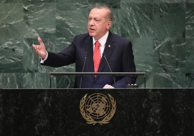 Ανένδοτος ο Erdogan για Κυπριακό και γεωτρήσεις  - «Θα προστατεύσουμε τα συμφέροντά μας»
