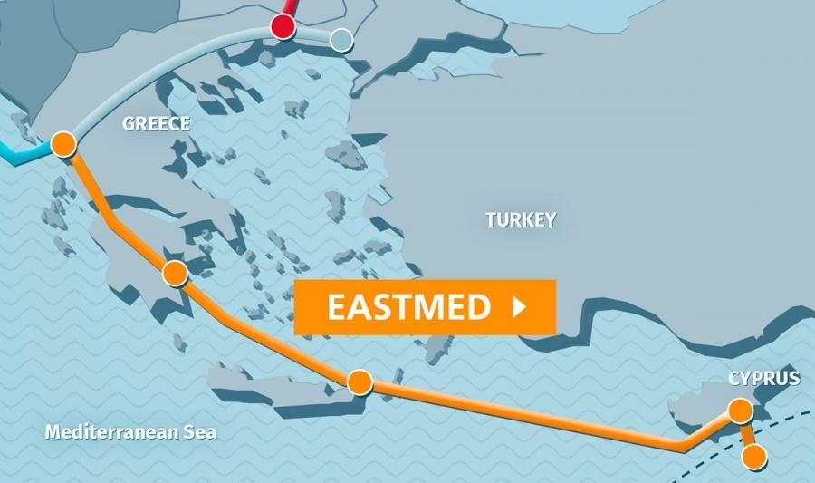Η προώθηση του East Med και η ενεργειακή συνεργασία Ελλάδας, Κύπρου και Ισραήλ στη ατζέντα Χατζηδάκη - Steinitz