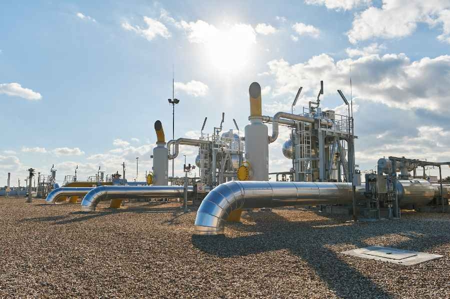 Ο TAP μεταφέρει τα πρώτα 5 bcm φυσικού αερίου στην Ευρώπη