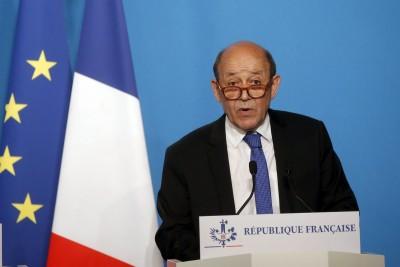 Γαλλικό ΥΠΕΞ: Να υιοθετηθεί αυστηρή στάση ενάντια στην Τουρκία - Τα συμφέροντα μας απειλούνται