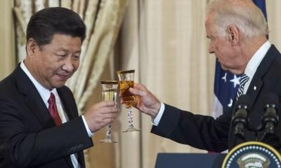 Κίνα:O προέδρος Xi Jinping συνεχάρη τελικά τον Biden για την εκλογή του