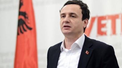 Kurti (Κόσοβο): Η κυβέρνησή του έλαβε ψήφο εμπιστοσύνης