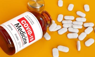 Covid: Τρία φάρμακα που πιθανόν φέρνουν το τέλος της πανδημικής κρίσης