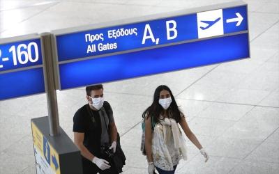 Τουρισμός: Tα «σύννεφα» της μετάλλαξης Δέλτα οδηγούν σε αυξημένη επιφυλακή