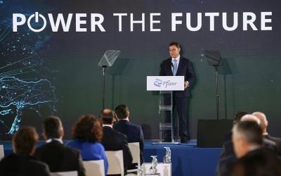 Bourla (Pfizer): Είμαι περήφανος Έλληνας και περήφανος Σαλονικιός