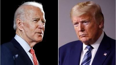 Δημοσκόπηση NΥ Times: Οριακό προβάδισμα Biden σε Νεβάδα και Οχάιο - Κλείνει η ψαλίδα