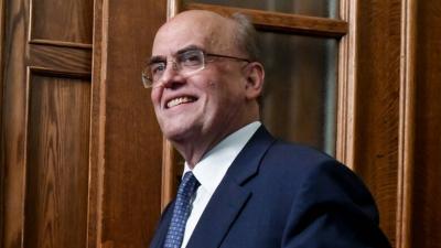 Τηλεδιάσκεψη Ζαββού με Γερμανούς τραπεζίτες για την τραπεζική ενοποίηση