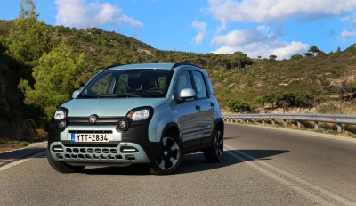 Δοκιμάζουμε το Fiat Panda 1.0 70hp BSG Cross Hybrid