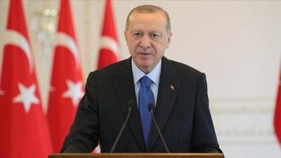 Μήνυμα Erdogan για... τα Χριστούγεννα - Ζητά σεβασμό και ανοχή στη διαφορετικότητα!