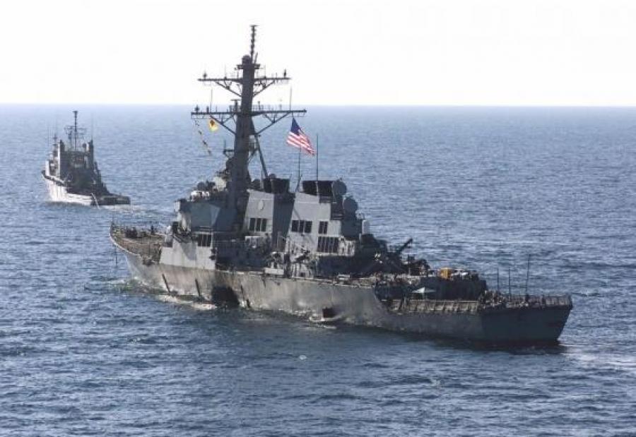 Διαμάχη Ρωσίας - Ουκρανίας: Αμερικανικά πολεμικά πλοία κατευθύνονται στη Μαύρη Θάλασσα