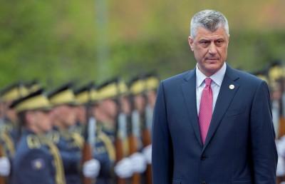 Παραιτήθηκε ο Πρόεδρος του Κοσόβου πριν οδηγηθεί στο δικαστήριο της Χάγης για εγκλήματα πολέμου