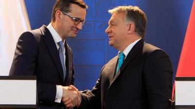 Στο πλευρό του Orban η Πολωνία - Θα μπλοκάρει την επιβολή κυρώσεων κατά της Ουγγαρίας